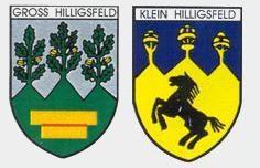 Wappen Hilligsfeld Quer